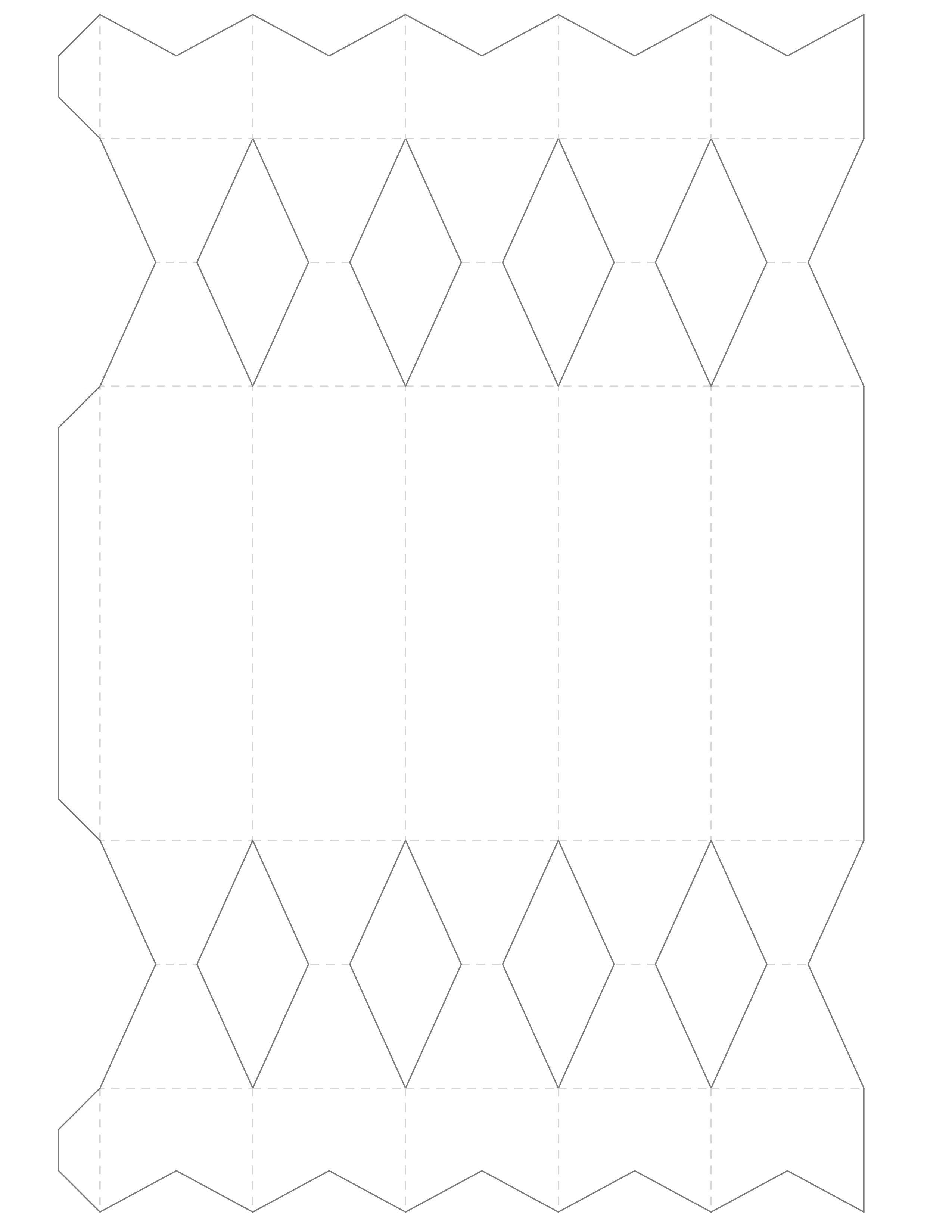 Конфеты из бумаги своими руками схемы 30