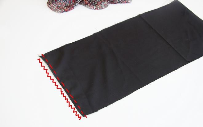 07. Как сшить юбку для девочки из шифона