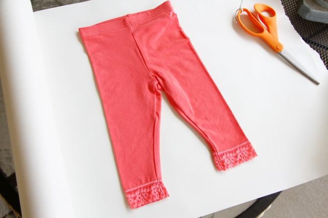 Как сшить детские штаны пошаговая фото инструкция