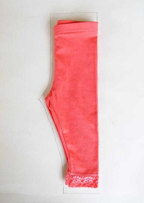 как сшить детские штаны пошаговая фото инструкция - фото 4