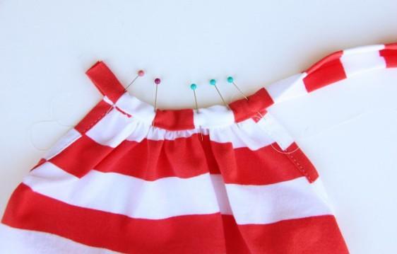 11_сшить детское платье