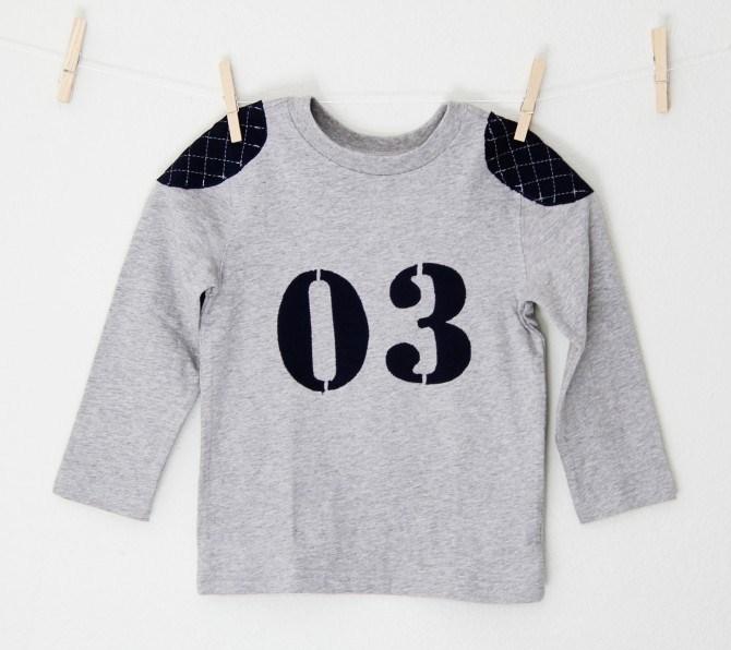12. Как сшить для мальчика футболку