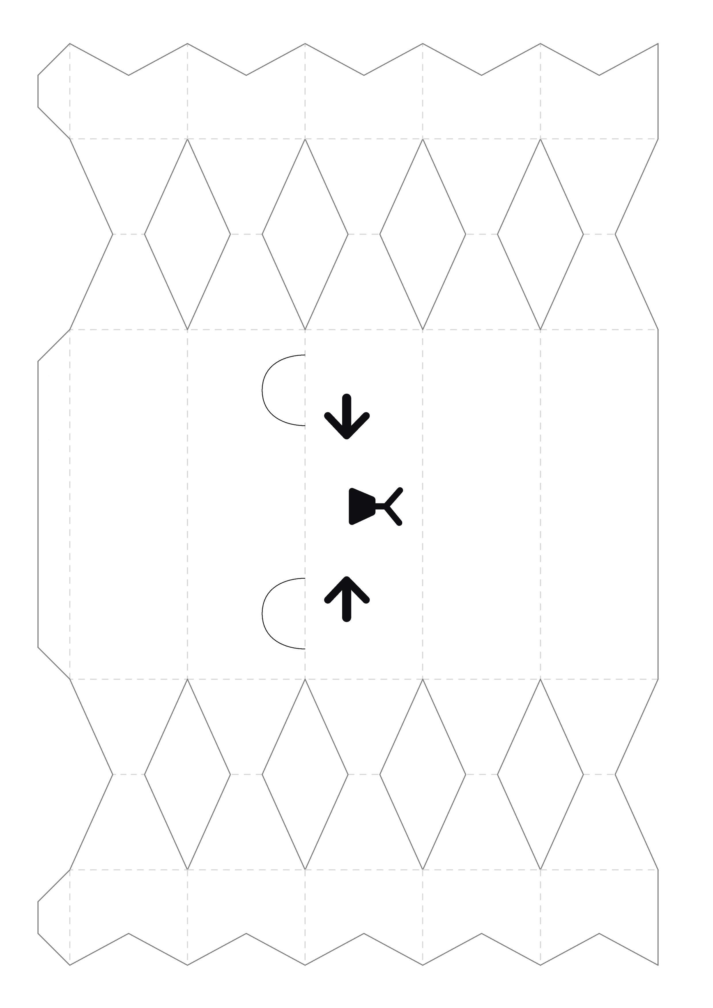 Конфеты из бумаги своими руками схемы 28