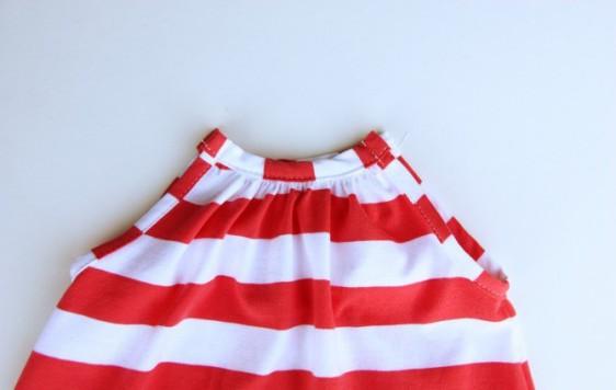 12_сшить детское платье