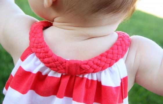 15_сшить детское платье