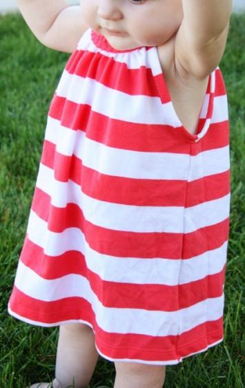 16_сшить детское платье