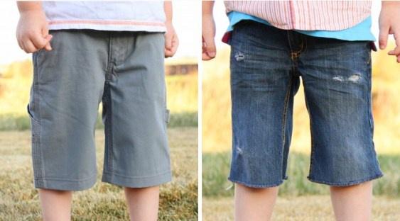 18_как сшить шорты