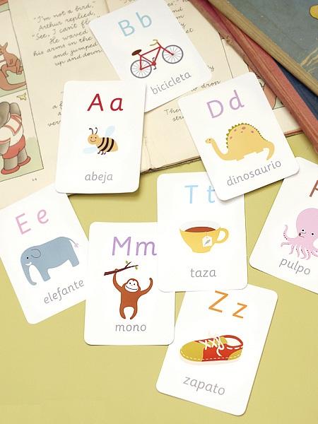 01. Учим испанский алфавит