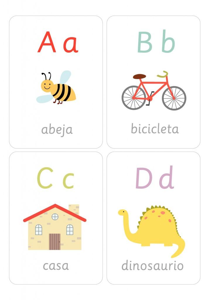 02. Учим испанский алфавит