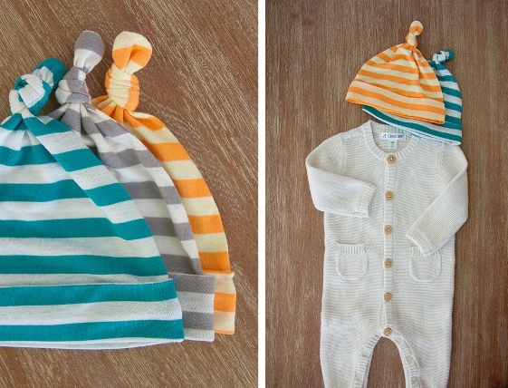 Своими руками шапочки для малыша