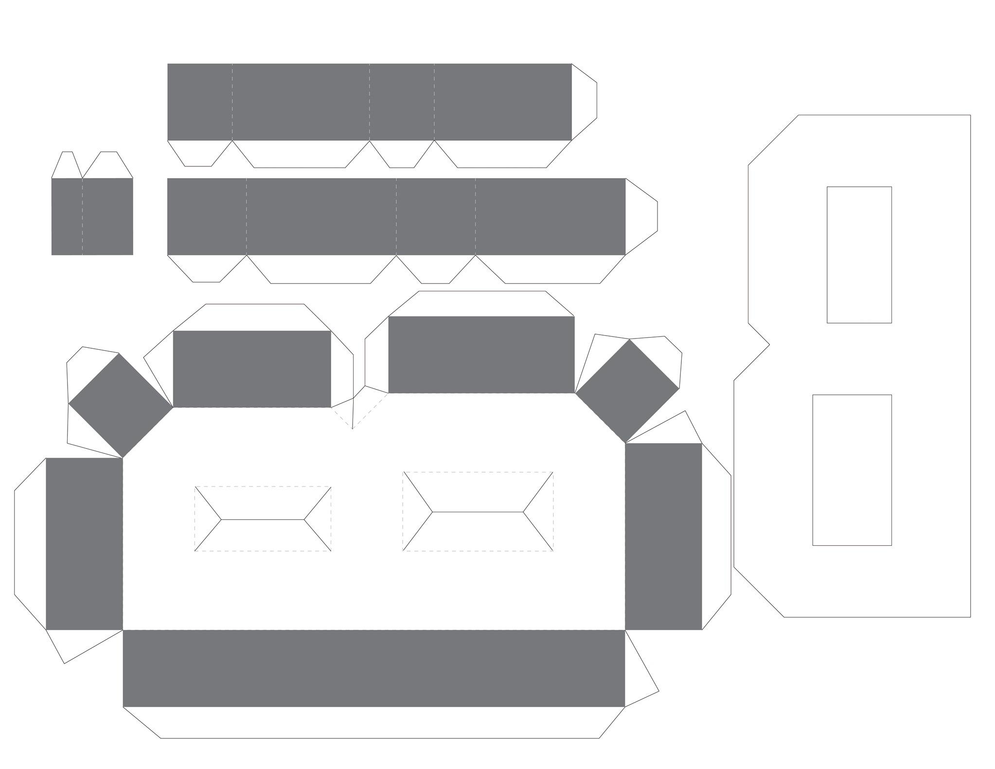 Объемные буквы из бумаги своими руками схемы шаблоны алфавит 60